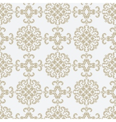 Classic style ornament pattern vector image vector image