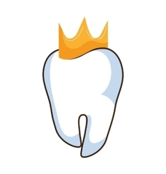 Medical dental care theme design vector