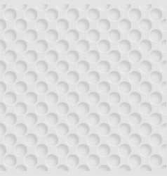 Seamless pattern with round holes vector