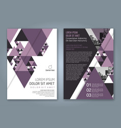 Cover annual report 1161 vector