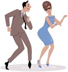 Dancing twist vector