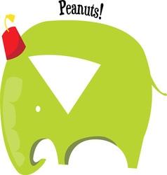 Peanuts vector