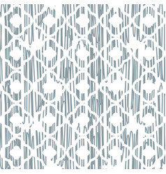 scribbled texture oriental blue and white rough vector image