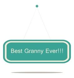 Best granny vector