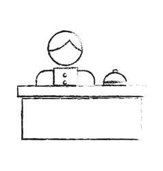 Hotel services design vector