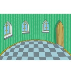 Room in a fabulous Palace vector
