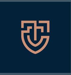 Tc initial logo vector