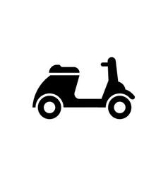 Vespa icon vector