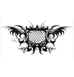 tribal element vector image