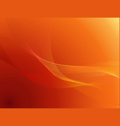 abstract background in warm colors vector image