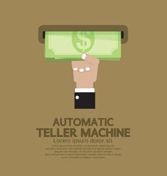 Automatic Teller Machine vector