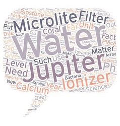 Jupiter Microlite the facts you need to know text vector
