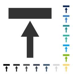 Move top icon vector