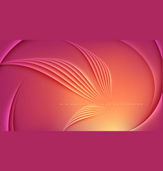 abstract template design in vector image