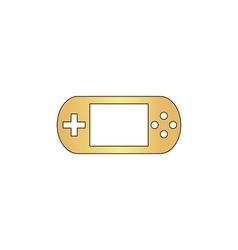 Game gadget computer symbol vector