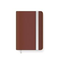 Blank Copybook Template vector
