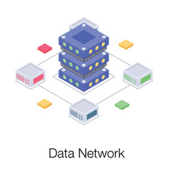 Database network vector
