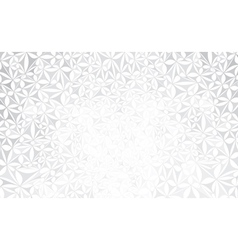 gray abstract pattern vector image
