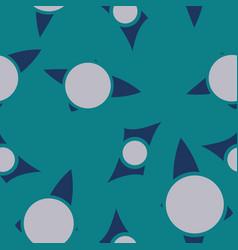 Stylish geometric patterns fashionable texture vector