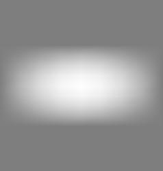 white grey horizontal background gradient studio vector image vector image