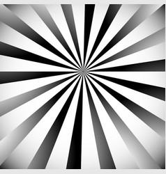 Radial radiating lines grayscale starburst vector