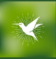 wildlife logo vector image vector image