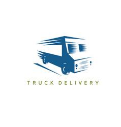 simple urban food truck design template vector image