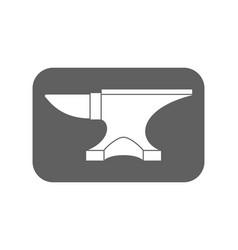 Anvil sign vector