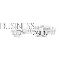 Are you ready for a successful online business vector