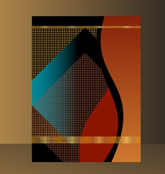 book11 vector image