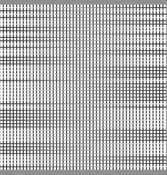 Grid mesh pattern seamlessly repeatable grayscale vector