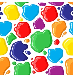 paints pattern vector image