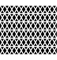seamlessly repeatable abstract monochrome grid vector image