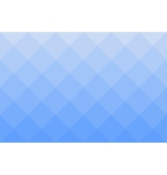 Diagonal square background pattern in shades of vector image