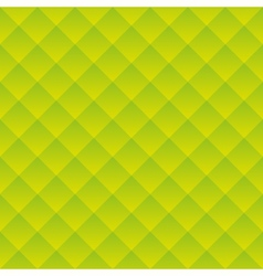 Abstract Green Square Geometric Background vector