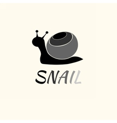 Snail2 vector image