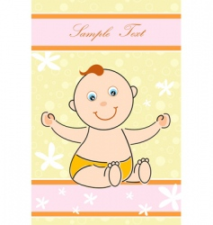 children's day card vector image