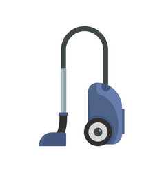 House vacuum cleaner icon flat style vector