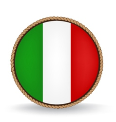 Italy seal vector