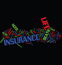 Life insurance quote how much to spend how much vector
