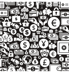 Money a background3 vector image