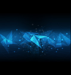 abstract background technology electronic vector image