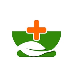 Medical logo icon pharmacy vector