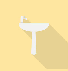 sink icon set of great flat icons use for vector image