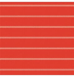 Background in style of a knitted cloth vector