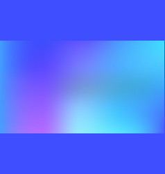 Blue and violet abstract gradient background vector