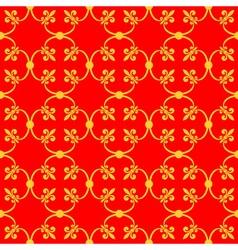 Forging seamless pattern vector