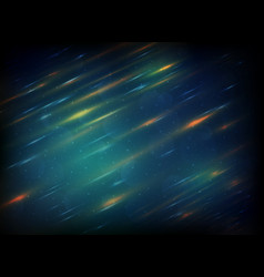 galaxy blur background with blur and light star vector image