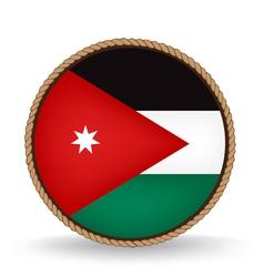 Jordan Seal vector image