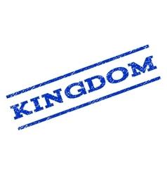 Kingdom Watermark Stamp vector
